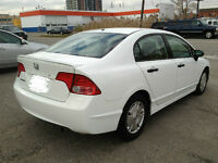 2008 Honda Civic DX-G Extended Warranty until 2017