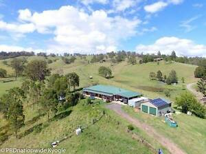Acerage and house for sale Kyogle Kyogle Area Preview