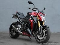 2015 Suzuki GSX-S1000 L6 GSXS1000