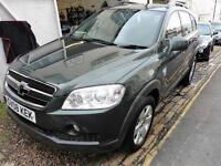 Chevrolet Captiva Lt Vcdi great value 4x4 DIESEL MANUAL 2008/08