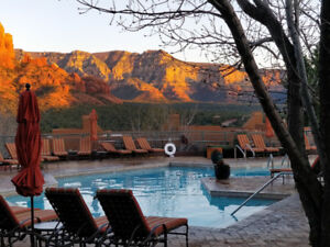 $239/night Hyatt Residence Club Sedona, Piñon Pointe, March 2019