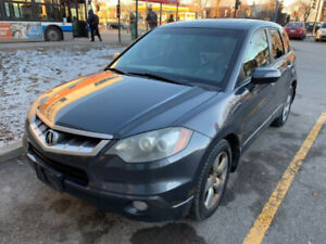 Acura RDX 2007 2.3 Turbo Technology Package (19 months warranty)