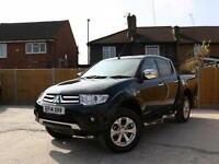 2014 Mitsubishi L200 2.5 DI-D Turbo Diesel Barbarian LB DCB Double Cab 5 Speed 4