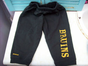 Boston Bruins Baby Pants Size 24 Months