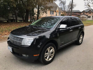 2010 Lincoln MKX Fully loaded Navi Sunroof SUV, Crossover
