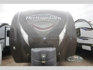 2014 Forest River RV Wildwood Heritage Glen 299RE