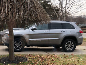 2015 Jeep Grand Cherokee limited wheels and tires