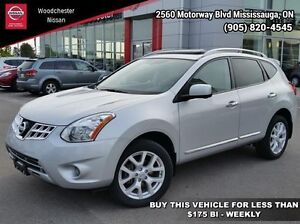 2013 Nissan Rogue SV   - Heated Seats - Leather Seats - $163.29