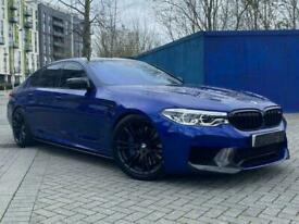image for 2019 BMW M5 4.4 M5 4d 592 BHP Saloon Petrol Automatic