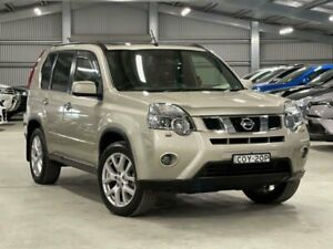2013 Nissan X-Trail T31 Series V TL Gold 6 Speed Sports Automatic Wagon Phillip Woden Valley Preview