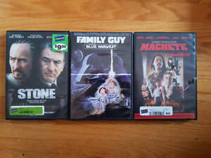 2 for $1 movies!!!! available movies in picture/ description
