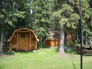 2 SLEEPING CABINS FOR RENT