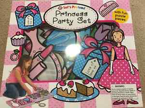 Princess Party Set Puzzle Cambridge Kitchener Area image 1