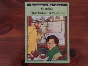 Rhapsodie Hongroise  de Giardino