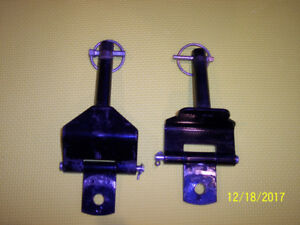 Snowmobile Hitch Clevis