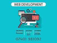 Affordable Modern Website Development & Logo Designing