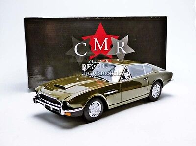 CMR 1976 Aston Martin V8 Vantage Olive Green in 1/18 Scale.  New Release! , used for sale  Shipping to Canada