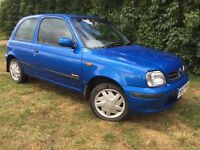 NISSAN MICRA - 1 LADY OWNER - LONG MOT - RELIABLE