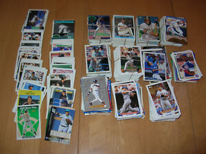 Baseball Cards lot of over 1200 cards