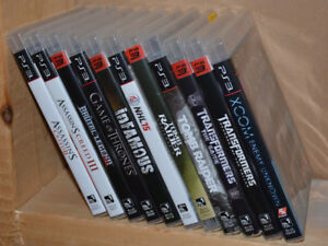 PS3 games - assorted