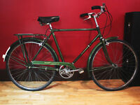 RALEIGH Superbe *1970s England* *Like-NEW / comme-NEUF* BROOKS
