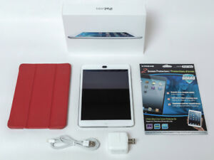 iPad Mini 2 Retina 16GB Wifi tablet: case, box, screen protector