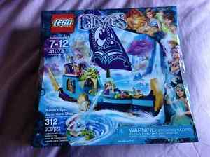 LEGO Elves - Naida's Epic Adventure Ship (41073) Cambridge Kitchener Area image 1