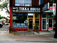 Toronto Downtown Restaurant Business, Turn Key For Sale!