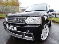 2006 Land Rover Range Rover 3.6TD V8 Vogue SE - Overfinch Upgrade - KMT Cars