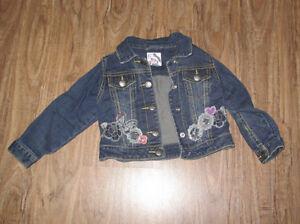 Jean Jacket size 24m