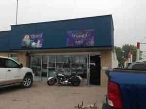 Retail/Office for Lease on busy road 628 Albert St near downtown
