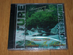 """""""Nature Impressions: Faure In Nature"""" Relaxation CD - Rare!"""