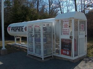Propane Gas and Refurbished Tanks For Sale