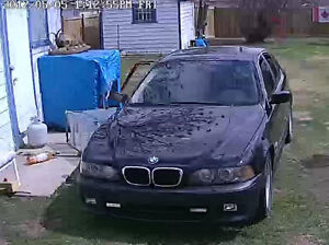 2002 BLACK BMW 5-Series 525i SELL/TRADE FOR 4X4 TRUCK