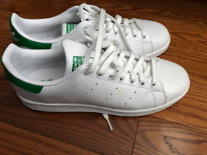 Adidas Stan Smith Sneakers, Mint Condition, 9.5