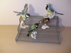 Hummel 4 Birds Figurine