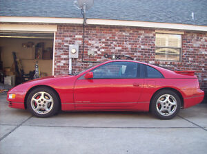 wanted 1994-96 Nissan 300ZX Coupe (2 door)