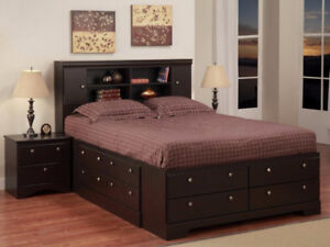 12 drawer storage beds!! Amazing for small spaces!! Students!!