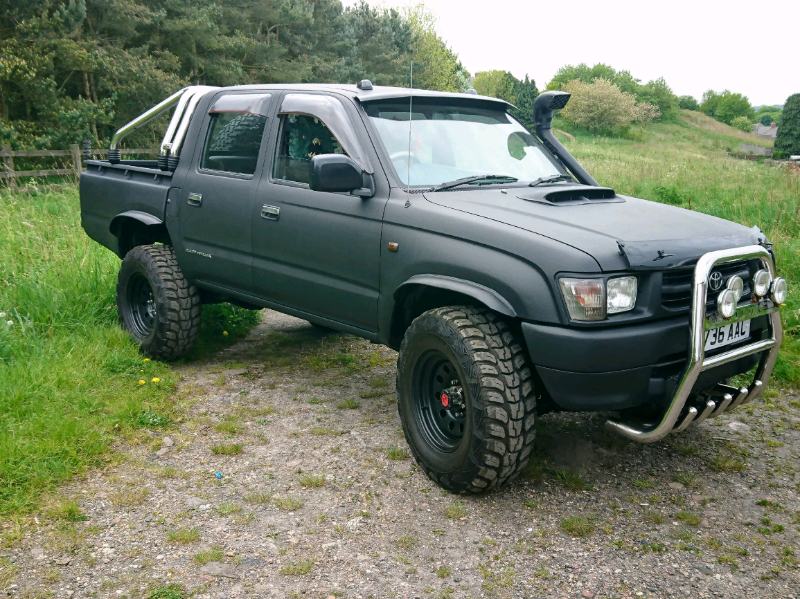 Toyota hilux pickup | in Stanley, County Durham | Gumtree