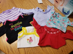 Gently used infant girl clothing- Priced to sell! Various sizes!