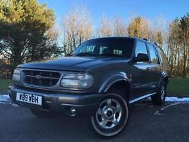 2000 Ford Explorer 4.0 Ltd Edn The North Face