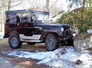 1967 Jeep CJ Camionnette