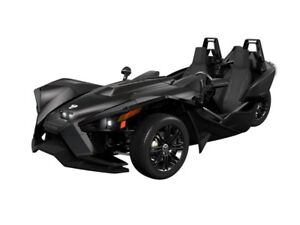 2018 Polaris SLINGSHOT S GLOSS BLACK / 62$/sem