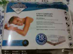 NEW MATTRESS PROTECTOR for DOUBLE BED (54 inch)