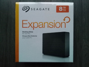 BRAND NEW Seagate Expansion 8TB External HِِِِDD
