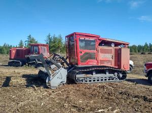 Land clearing/ mulching
