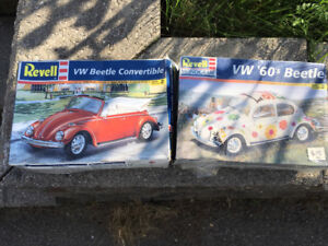 BW Beetle model cars