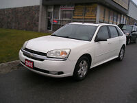 2005 Chevrolet Malibu MAXX LT LEATHER DVD