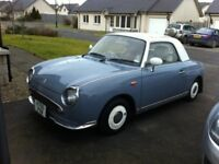 Nissan Figaro for Sale.