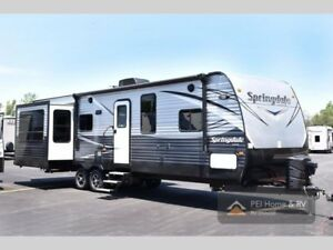 2018 Keystone RV Springdale 311RE